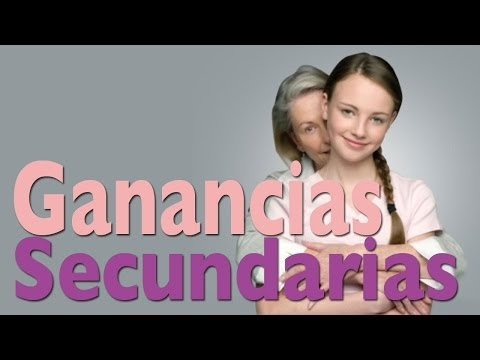 Ganancias secundarias afectivas (Video)